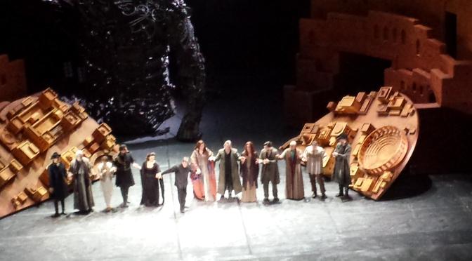 Les Troyens di Berlioz – Teatro alla Scala