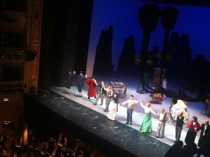 La bohème di G. Puccini – Teatro La Fenice