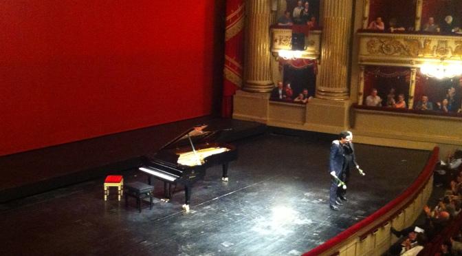 Recital di Rolando Villazòn – Teatro alla Scala