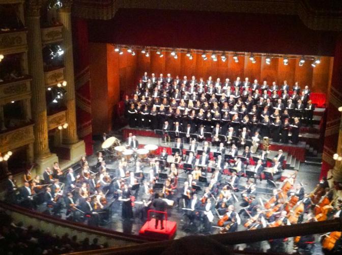 Messa da Requiem di Giuseppe Verdi – Teatro alla Scala