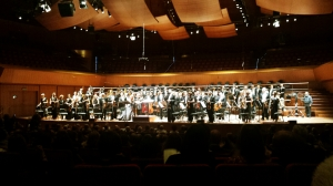 Auditorium Parco della Musica, 6/10/2014