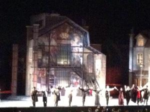Gran Teatro all'aperto di Torre del Lago, 2/08/2014