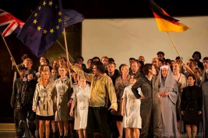 Fidelio di L. v. Beethoven – Dorset Opera Festival