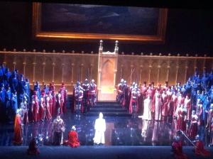 31/10/2014, Teatro alla Scala