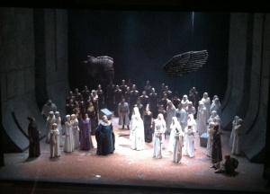 Nabucco, Finale IV, 03/12/2014, Teatro Sociale di Como