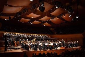 Auditorium Parco della Musica, 22/12/2014