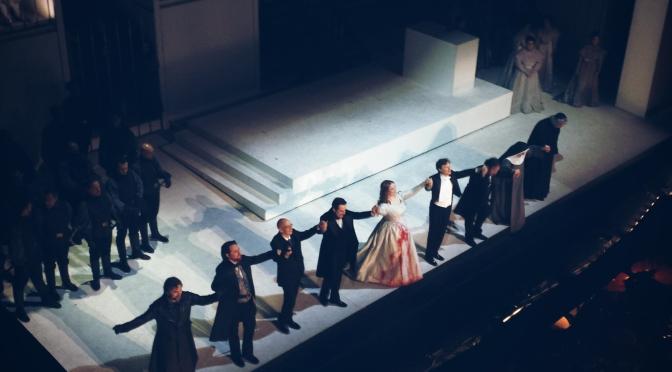 Lucia di Lammermoor – Teatro dell'Opera di Roma