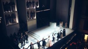 Lucia di Lammermoor. scena del II ed inizio III atto, 04/04/2015