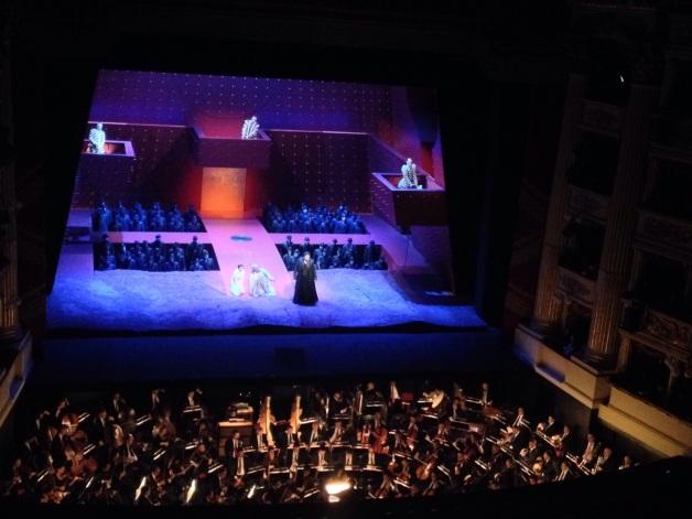 Turandot, atto I