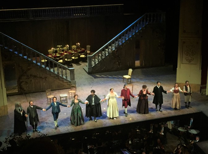 Le nozze di Figaro – Teatro sociale di Como