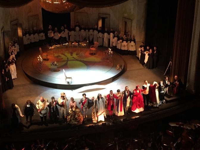 Il Viaggio a Reims: Travolgente Rossini al Teatro Coccia di Novara