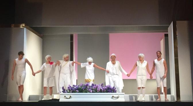 L'undicenne Mozart a Milano: Apollo et Hyacinthus