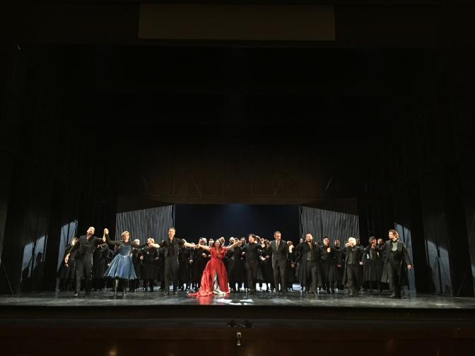 Anna Bolena – Teatro Donizetti di Bergamo