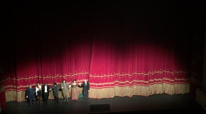 LeoBis in Scala per il suo travolgente Rigoletto