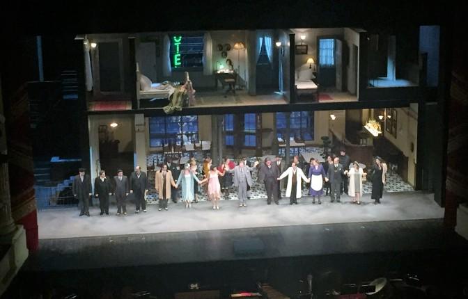 La cena delle beffe di Giordano secondo Martone – Teatro alla Scala