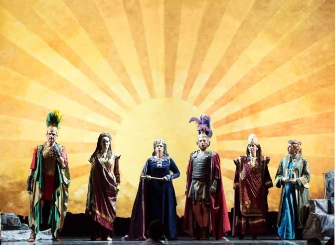 Al Teatrino di Corte un gioiello di Paisiello – ZENOBIA IN PALMIRA