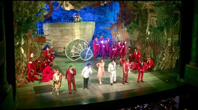Spumeggiante Olivo e Pasquale al Donizetti Opera Festival 2016
