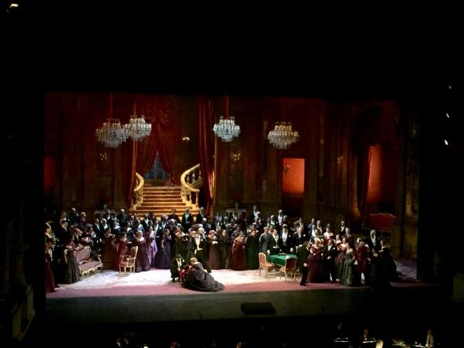 Anteprima de La Traviata – Teatro alla Scala