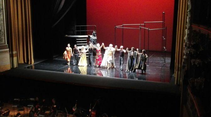 La riscoperta della Didone abbandonata di Vinci al Teatro Verdi di Pisa