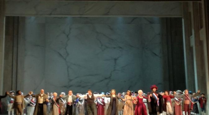 Uno Chénier in attesa della prima! Grande prova per la coppia Kunde-Siri al Teatro dell'Opera di Roma