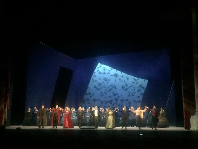 L'attesa delusa e il belcanto perduto, Anna Bolena al Teatro alla Scala