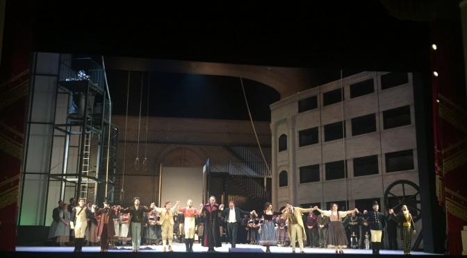 La Gazza Ladra al Teatro alla Scala: le contestazioni, pt. 2