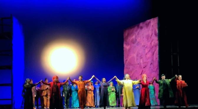 """""""Mi manca la voce"""": Stupisce l'ultima recita del Mosè in Egitto al San Carlo"""